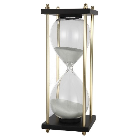 """A&B Home Hour Glass In Stand (4X4X9"""") - image 1 of 1"""