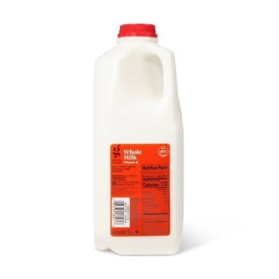 Whole Milk - 0.5gal - Good & Gather™