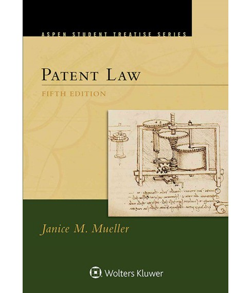 Patent Law (Paperback) (Janice M. Mueller) - image 1 of 1