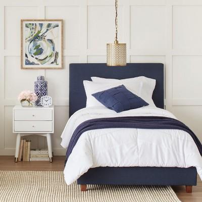 Twin Ali Upholstered Bed - Room & Joy