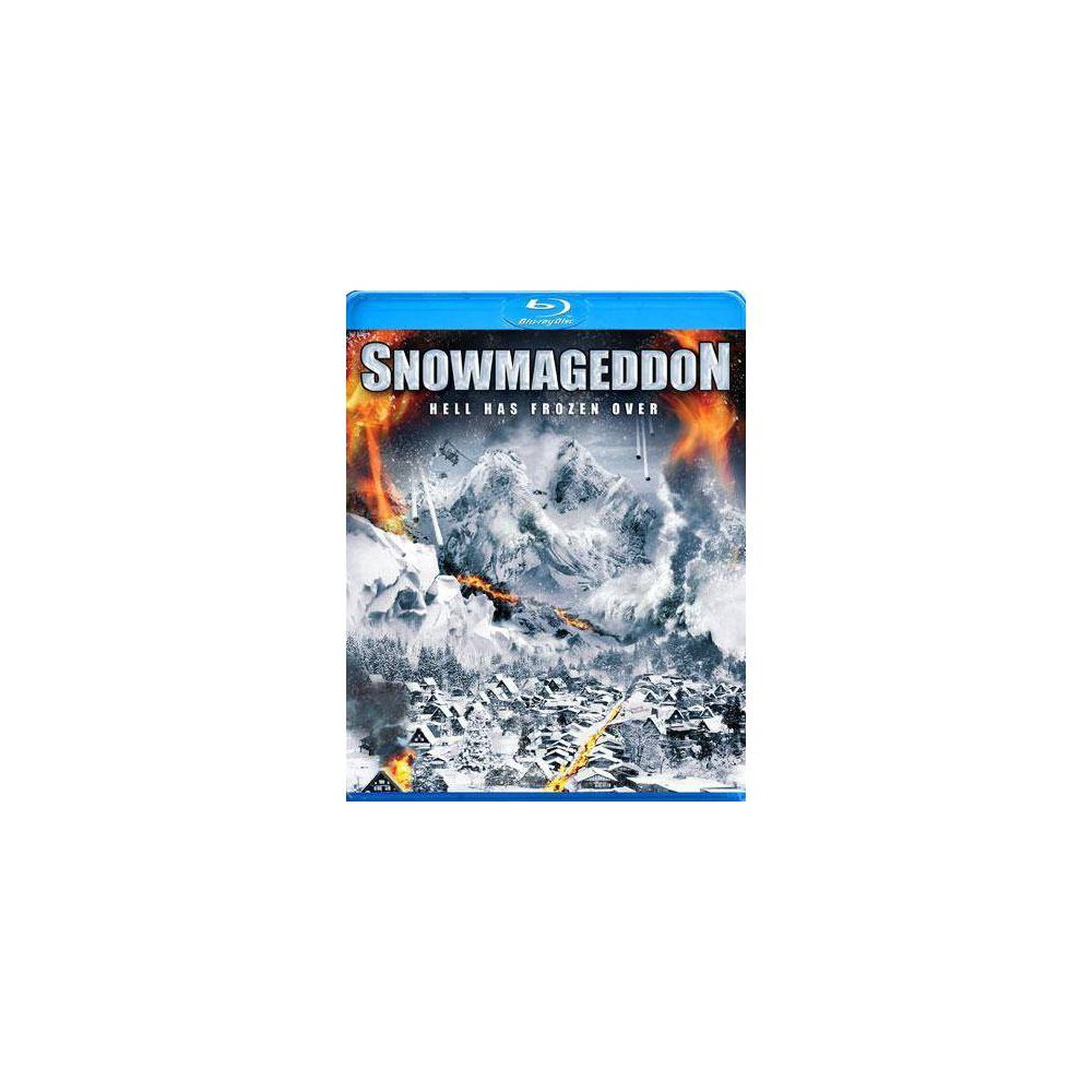 Snowmageddon Blu Ray