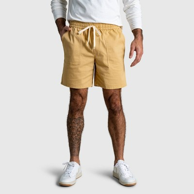 """Men's United By Blue 7"""" Organic Pull-On Shorts"""