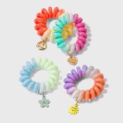 Girls' 4pk Charms Bracelet Set - Cat & Jack™