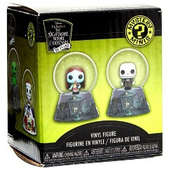 Funko Nightmare Before Christmas Mystery Minis Snow Globe NBX Mystery Pack