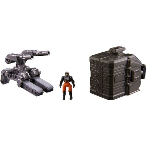 Diaclone Reboot - DA-13 Diaclone Powered System Dirt Loader Action Figures - image 1 of 4