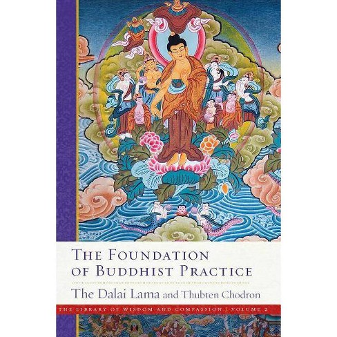 The Foundation of Buddhist Practice - (Library of Wisdom and Compassion) (Hardcover) - image 1 of 1