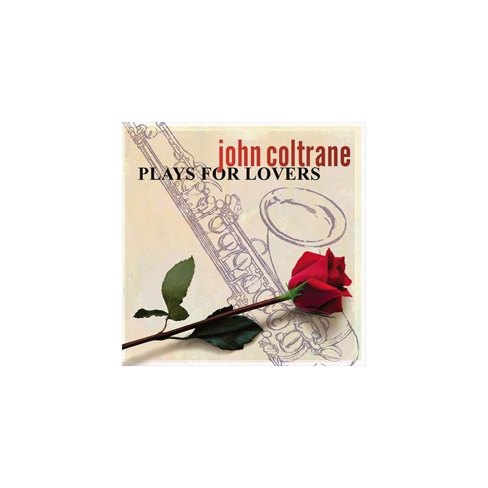 John Coltrane - Plays For Lovers (CD)