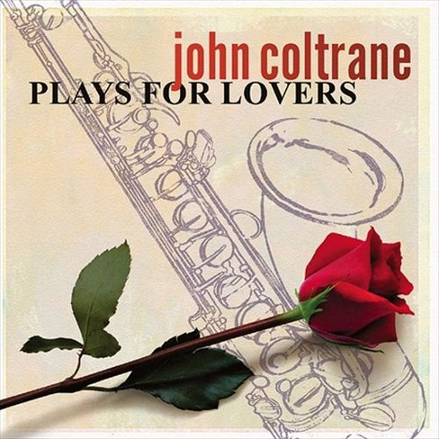 John coltrane - Plays for lovers (CD) - image 1 of 4