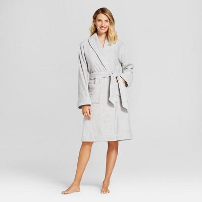 Women's Robes - Gilligan & O'Malley™ Millstone Gray XS/S