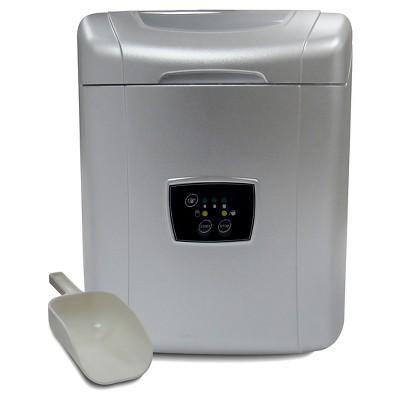 Vinotemp Portable Ice Maker - Silver