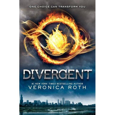Divergent ( Divergent) (Hardcover) by Veronica Roth - image 1 of 2