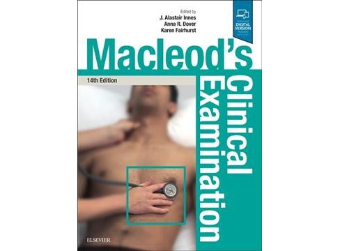 Macleod's Clinical Examination -  (Paperback) - image 1 of 1