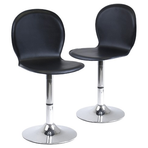 Accent Chairs Winsome Black - image 1 of 1