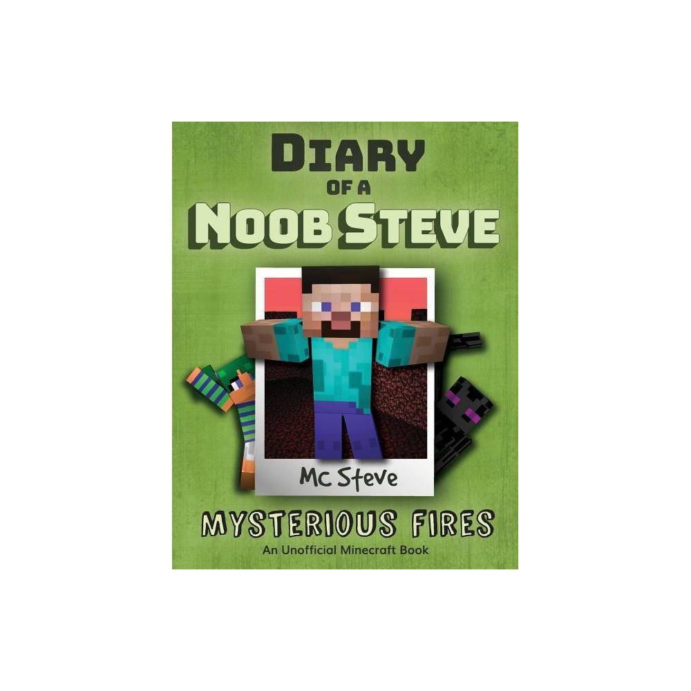 Diary Of A Minecraft Noob Steve By Mc Steve Paperback