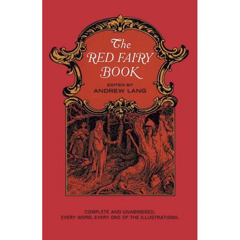 The Red Fairy Book - (Dover Children's Classics) by  Andrew Lang (Paperback) - image 1 of 1