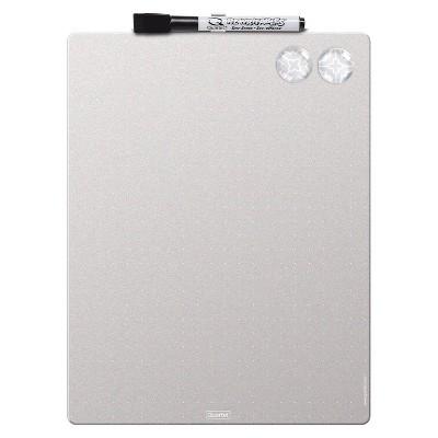 """Quartet 8.5"""" x 11"""" Frameless Magnetic Dry Erase Board"""