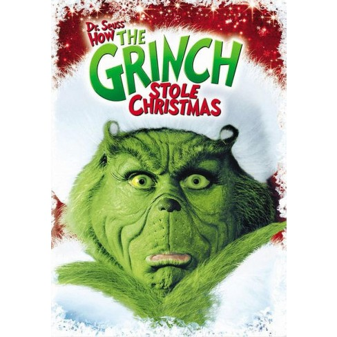 Dr Seuss How The Grinch Stole Christmas.Dr Seuss How The Grinch Stole Christmas Dvd
