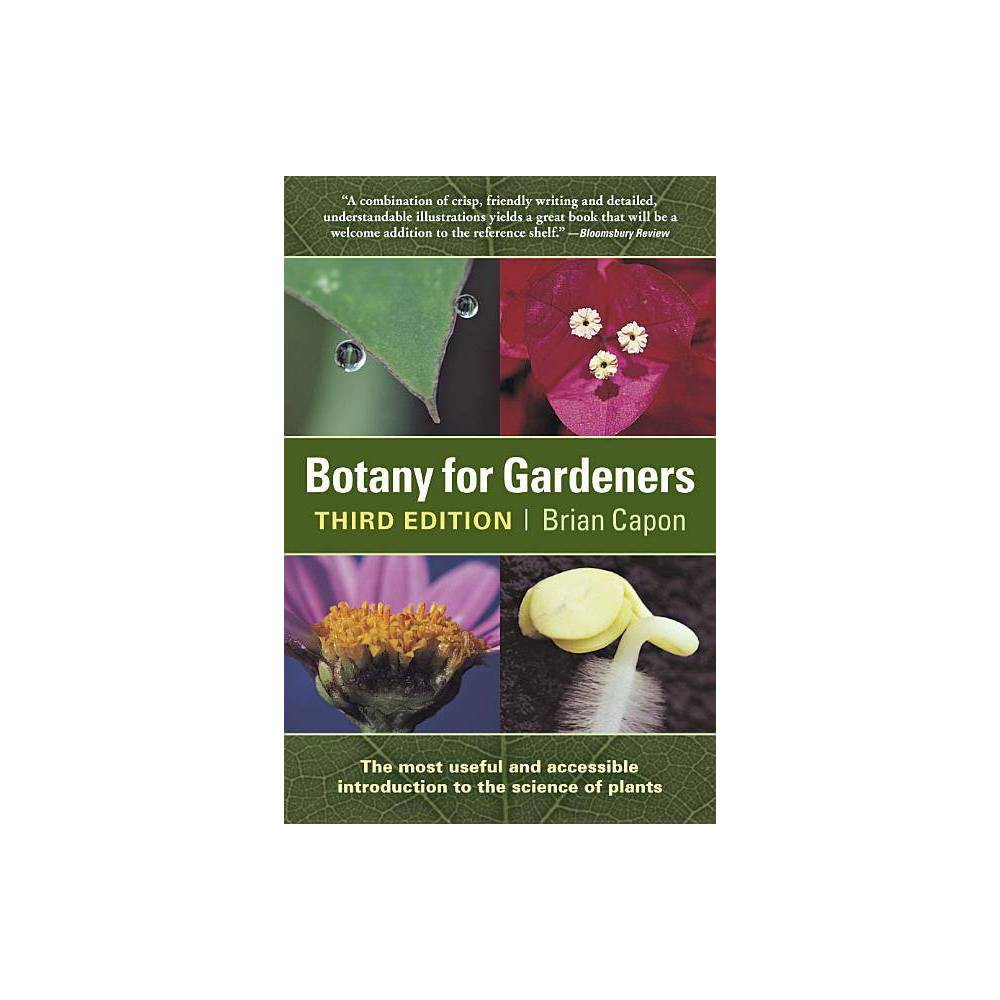 Botany For Gardeners 3rd Edition By Brian Capon Paperback