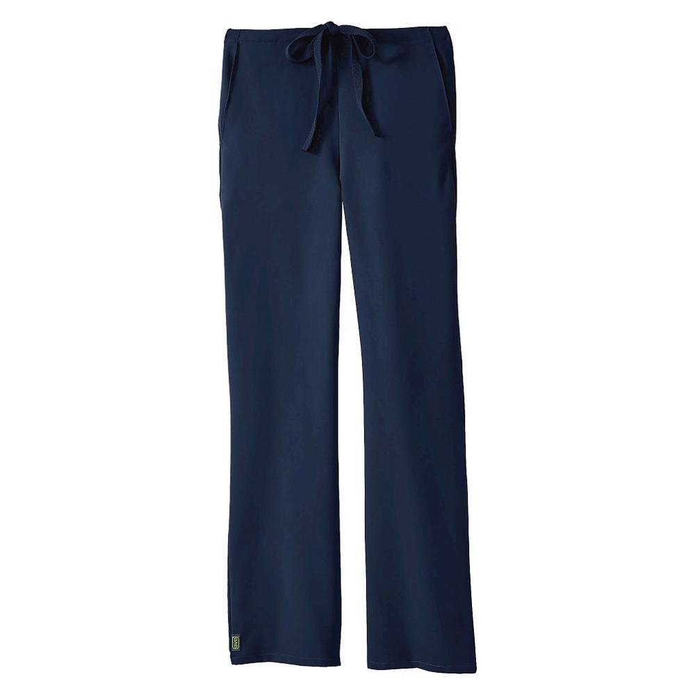 Newport Ave Scrub Pants Navy Blue Large