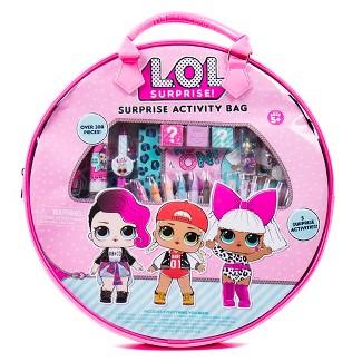 LOL Surprise! Surprise 38pc Activity Bag