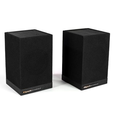 Klipsch Surround 3 2.0 Wireless Surround Speakers - Pair (Black)