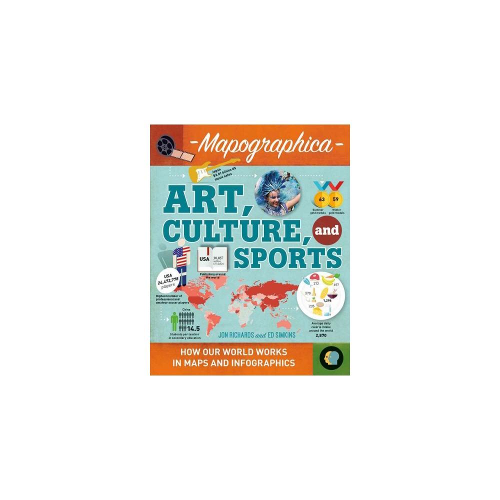 Art, Culture, and Sports (Paperback) (Jon Richards & Ed Simkins)