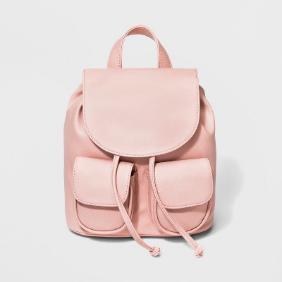 Drawstring Backpack - Wild Fable™ Peach