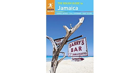 Rough Guide to Jamaica (Paperback) (Robert Coates & Laura Henzell) - image 1 of 1