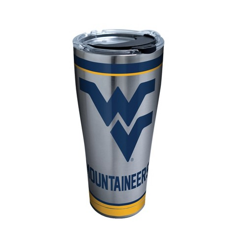 b4a74b4271c Tervis West Virginia Mountaineers Tradition 30oz Stainless Steel Tumbler  with lid