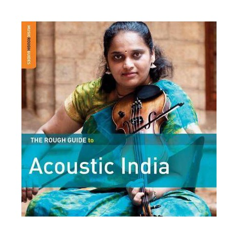 Various - Rough Guide To Acoustic India (CD) - image 1 of 1