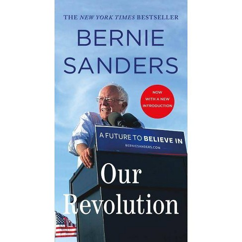 Our Revolution - by  Bernie Sanders (Paperback) - image 1 of 1