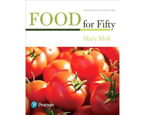 Food for Fifty (Paperback) (Ph.D. Mary Molt) - image 1 of 1