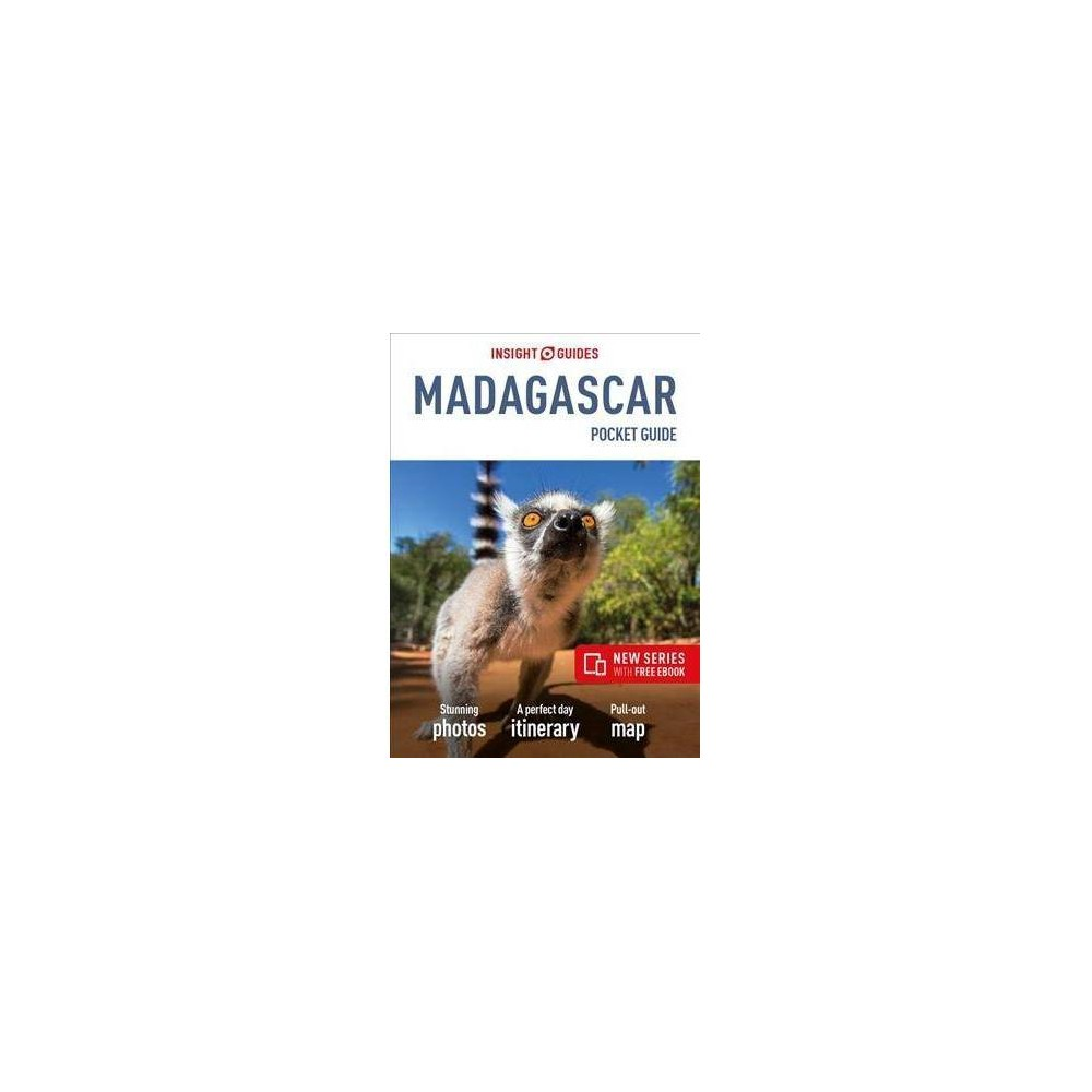 Insight Guides Pocket Madagascar - (Insight Pocket Guides) (Paperback)