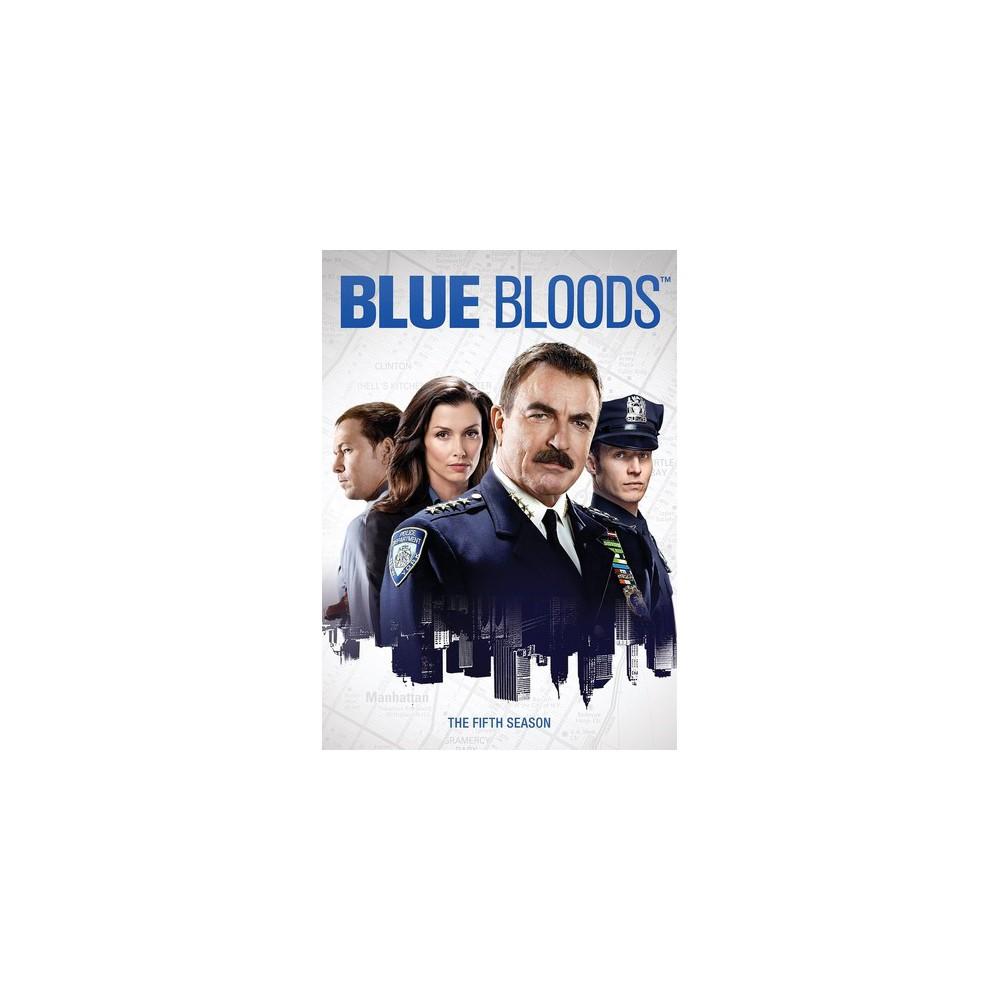 Blue Bloods: The Fifth Season [6 Discs]