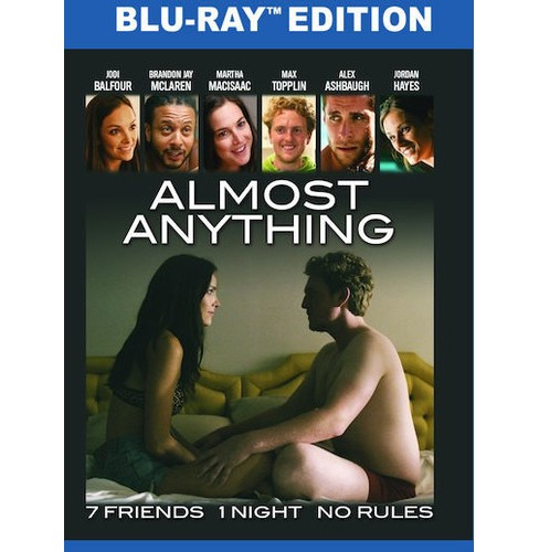 Almost Anything (Blu-ray) - image 1 of 1