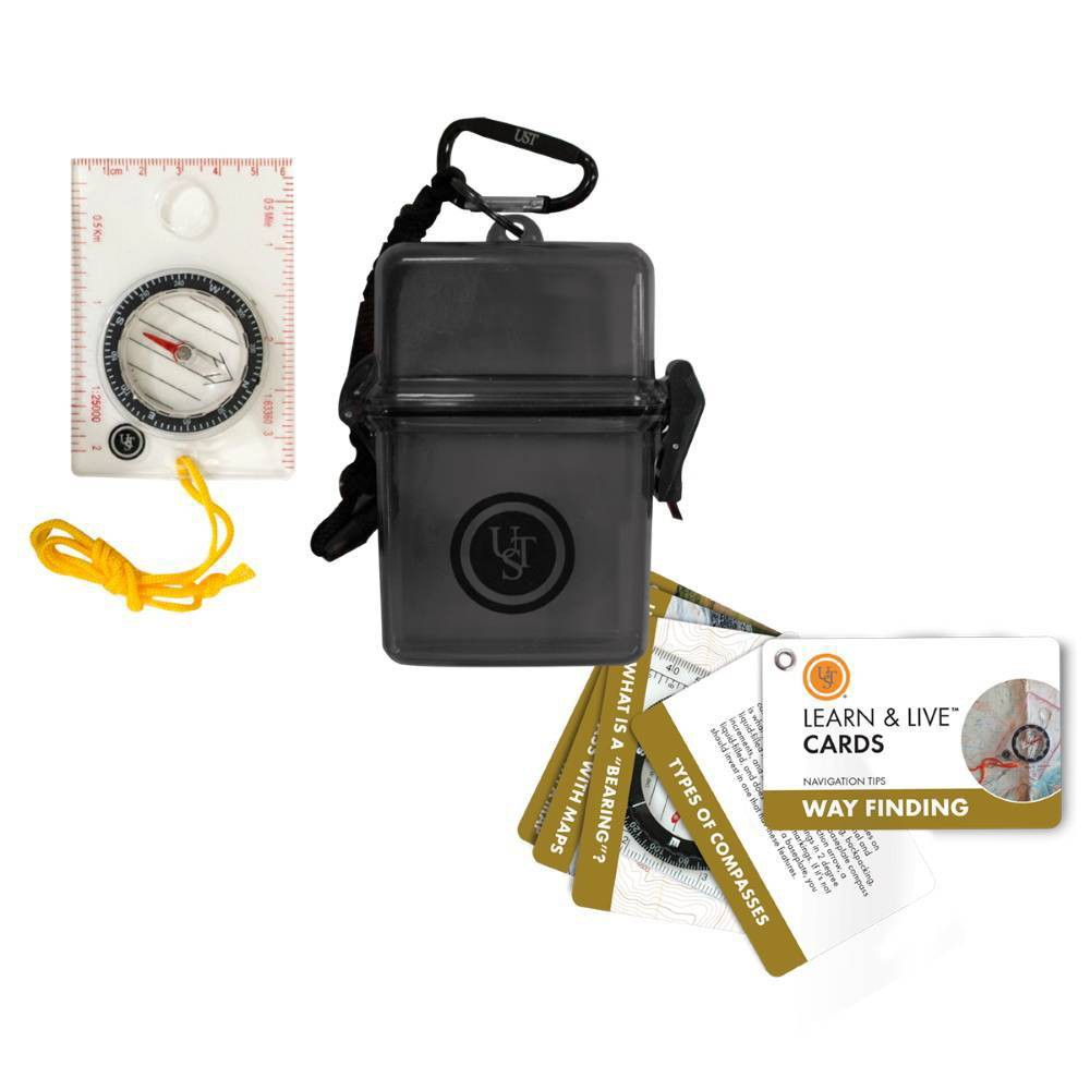 Image of UST Learn & Live Way Finding Kit