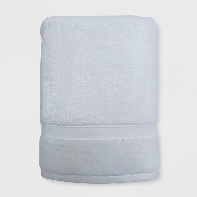 Perfectly Soft Solid Bath Towel White - Opalhouse™