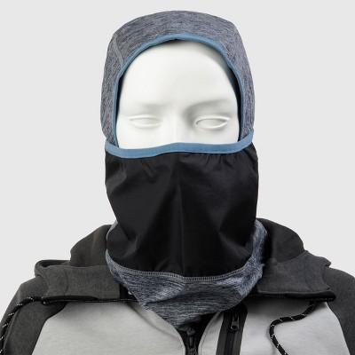 Isotoner Men's Face Mask - Blue