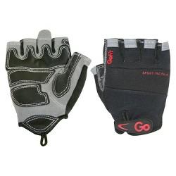 GoFit Men's Pro Sport-Tac Glove - Black/Gray