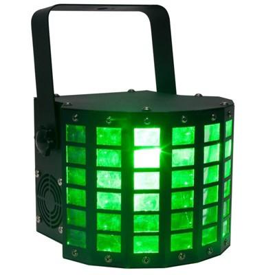 American DJ Mini Dekker LED Strobe Kinta Derby Moonflower Light Effect (2 Pack)