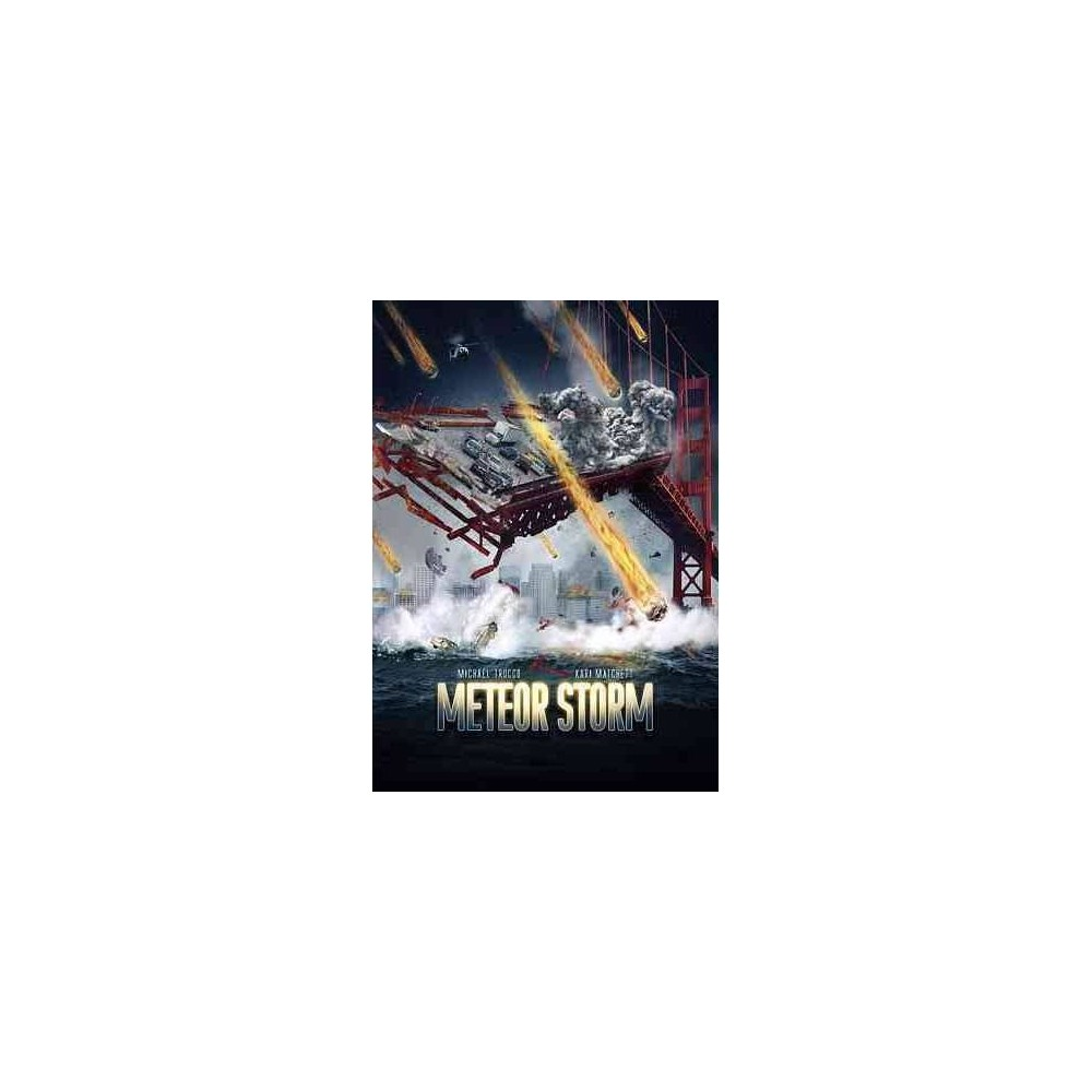 Meteor Storm (Dvd), Movies