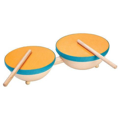 PlanToys Double Drum - image 1 of 1