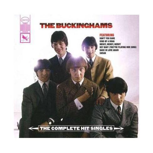 Buckinghams (The) - Buckinghams: The Complete Hit Singles (CD) - image 1 of 1