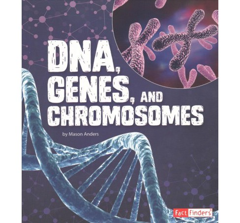 DNA, Genes, and Chromosomes (Paperback) (Mason Anders) - image 1 of 1