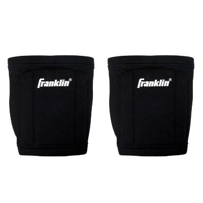 Franklin Sports Volleyball Knee Pads - Black