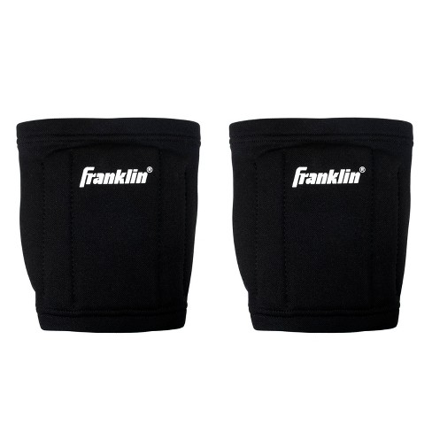 Franklin Sports Volleyball Knee Pads - Black - image 1 of 1