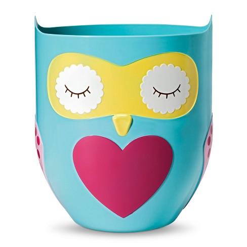Circo™ Owl Wastebasket - image 1 of 1