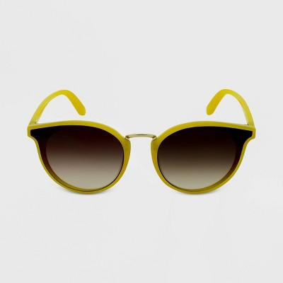 Women's Round Sunglasses - Wild Fable™