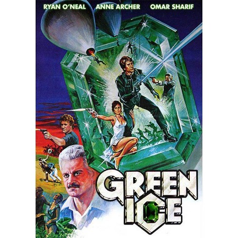 Green Ice (DVD) - image 1 of 1