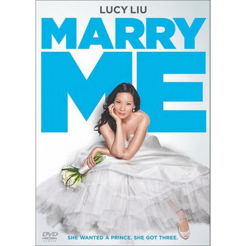 Marry Me Dvd